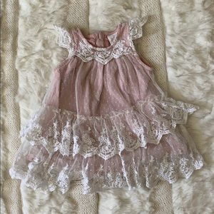 Heirlooms lace dress